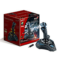 Genius joystick Wireless MetalStrike, USB, 2.4Ghz