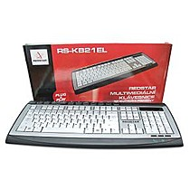 REDSTAR RS-KB21EL, CZ, USB, PS / 2