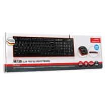 Speed Link Verso Slim Profile USB Keyboard CZ