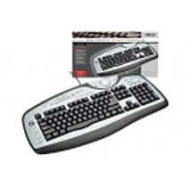 Trust Multimedia Scroll Keyboard KB-2200 CZ,USB