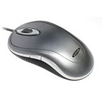 Ednet 5 Button Optical Scroll Mouse - USB / PS2