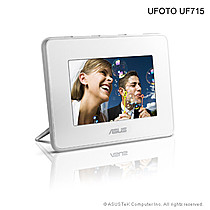 ASUS UF715 800x480,USB2.0, MP3,RC