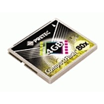PRETEC CF 4GB CHEETAH 80x