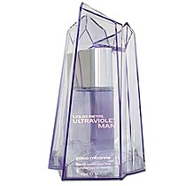 Paco Rabanne Ultraviolet Liquid Metal 80ml EDT W