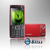 BLISS TV-99 Red Dual SIM