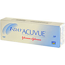 Johnson & Johnson Acuvue 1 Day (30 čoček)