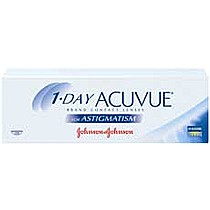 Johnson & Johnson Acuvue 1 Day for Astigmatism (30 čoček)