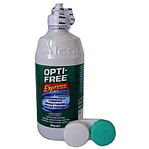 Alcon OPTI-FREE Express 355 ml s pouzdrem