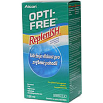OPTI-FREE RepleniSH 120 ml s pouzdrem