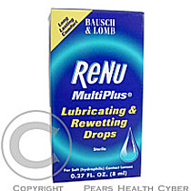 Bausch & Lomb ReNu MultiPlus Drops 8 ml