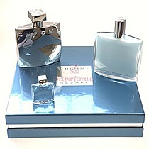 Azzaro Chrome Edt 100ml + 100ml balsam po holení + miniatura
