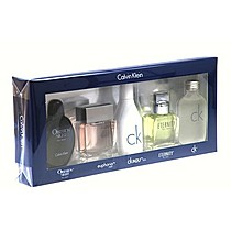 Calvin Klein Mix Giftset 5x 15ml Edt Obsession + 15ml Edt Eternity + 15ml Edt Euphoria + 15ml Edt One + 15ml Edt In2U