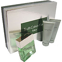 Calvin Klein Truth Edt 100ml + 100ml balsam po holení + 75ml deostick