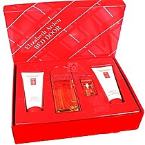 Elizabeth Arden Red Door Edt 50ml and& 100ml tělové mléko and& 100ml sprchový gel and& 5ml mini