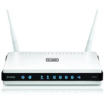 D-Link Wireless N Quadband Router with 4 Port Gigabit Switch