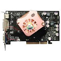 Inno3D AGP8x GF6600GT 128MB DDR3, DVI, TV-out