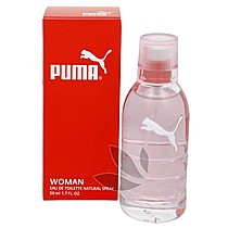 PUMA Red Woman EdT 50 ml W