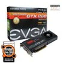 EVGA GeForce GTX 260 Core 216 - 55nm SSC 896MB, PCI-E