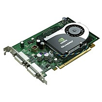 Hewlett-Packard Quadro FX570 256MB, PCI-E