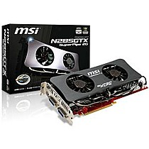 MSI N285GTX SuperPipe OC 2GB, PCI-E