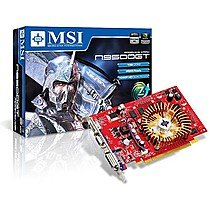 MSI N9500GT-MD1G-OC, PCI-E