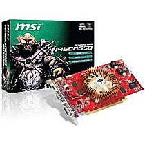 MSI N9600GSO-MD512, PCI-E