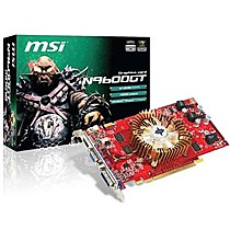 MSI N9600GT-MD512, PCI-E