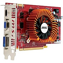 MSI N9800GT-MD512, PCI-E