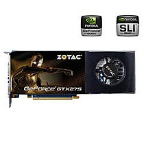 Zotac GeForce GTX 275 896MB, PCI-E