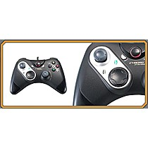 Saitek Cyborg Rumble Pad for Xbox 360 and PC