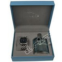 Jaguar New Classic edt 75ml + Hodinky Jaguar