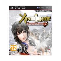 Dynasty Warriors 7: Extreme Legends (PS3)
