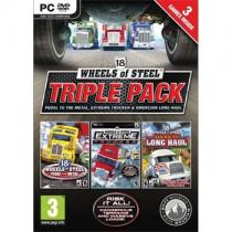 18 Wheels of Steel (Triple Pack) (PC)