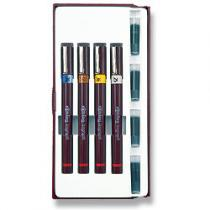 Rotring Isograph Junior Set 4
