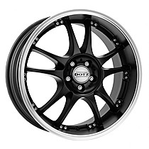 Dotz Brands Hatch dark 6,5x15 rozteč 4x100 ET38