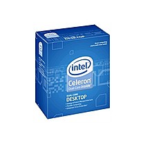 INTEL cpu CELERON Dual-Core E1500 775 BOX 64 bit (2200/800/512)