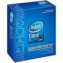INTEL cpu CORE i7-920 1366 BOX (8M Cache, 2.66 GHz, 4.80 GT/s Intel® QPI)