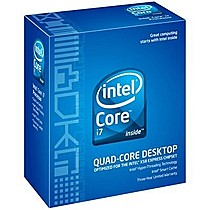 INTEL cpu CORE i7-965 Extreme Edition 1366 BOX (8M Cache, 3.2 GHz, 6.40 GT/s Intel® QPI)