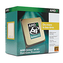 AMD cpu ATHLON 64 X2 5400+ EE Dual-Core Box AM2 65W