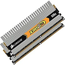 CORSAIR 4GB DDR2 800MHz CL5 XMS2 (TWIN2X4096-6400C5DHX)