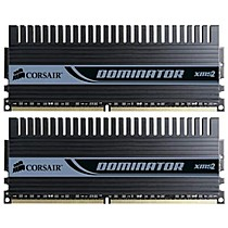 CORSAIR 2GB=2x1GB DDR2 PC8500 1066MHz 5-5-5-15 (TWIN2X XMS2 Dominator kit 2ks 1024MB)