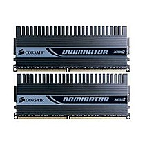 CORSAIR 4GB=2x2GB DDR2 PC8500 1066MHz 5-5-5-15 (TWIN2X XMS2 Dominator kit 2ks 2048MB)