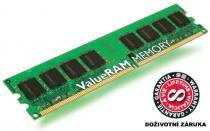 KINGSTON 4GB=2x2GB DDR2 CL6.0 PC6400 800MHz (kit 2ks 2048MB)