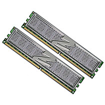 OCZ 2GB=2x1GB DDR2 PC6400 800MHz 4-4-4-15 (Titanium Intel Optimized kit 2ks 1024MB s chladičem XTC)