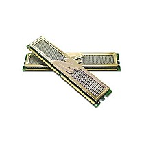 OCZ 2GB=2x1GB DDR2 PC6400 800MHz 5-5-5-12 (Gold Gamer Extreme kit 2ks 1024MB s chladičem XTC)