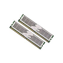 OCZ 4GB=2x2GB DDR2 PC6400 800MHz 4-4-3-15 zrychlené (EB Platinum Vista Performance kit 2ks 2048MB s chladičem XTC)