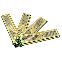 OCZ 16GB=4x4GB DDR2 PC6400 800MHz 5-5-5-18 (Gold kit 4ks 4096MB s chladičem XTC)