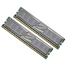 OCZ 2GB=2x1GB DDR2 PC8500 1066MHz 5-5-5-15 (Intel Optimized Titanium kit 2ks 1024MB s chladičem XTC)
