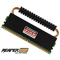 OCZ 2GB=2x1GB DDR2 PC8500 CrossFire 1066MHz 5-5-5-15 (Reaper HPC kit 2ks 1024MB s chladičem HPC)