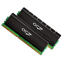 OCZ 4GB=2x2GB DDR2 PC8500 1066MHz 5-5-5-18 Low Voltage (Blade kit 2ks 2048MB s chladičem Blade Al)